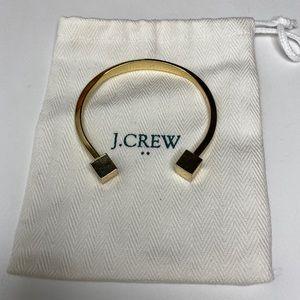 2/$35 J. Crew Gold Bracelet